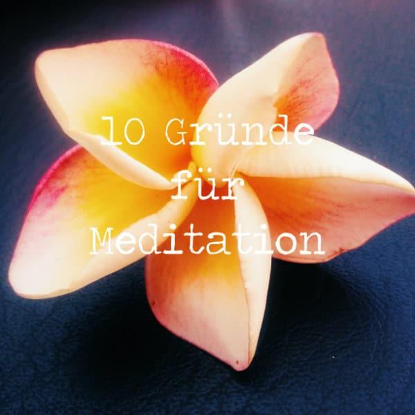 Anleitung zum Meditieren für Anfänger