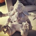 Das Fest zu Ehren Ganeshas