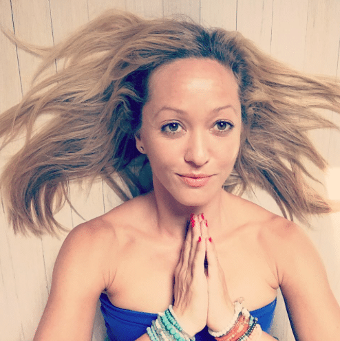 Ashtanga Yoga Lehrerin