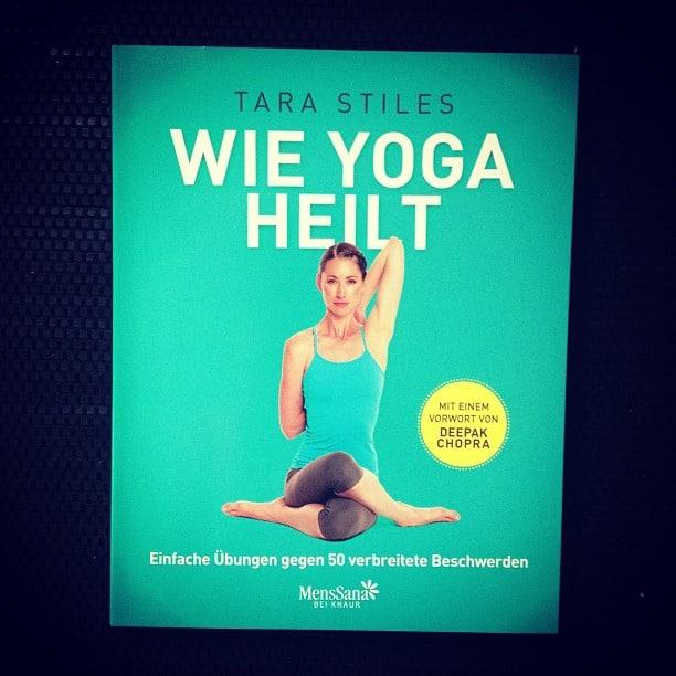 Das neue Buch der amerikanischen Yogalehrerin
