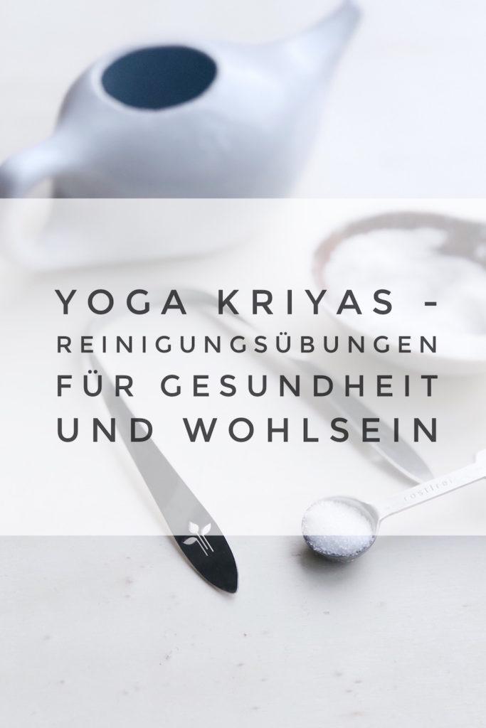 die yoga kriyas zwei wunderwaffen gegen erk ltung. Black Bedroom Furniture Sets. Home Design Ideas