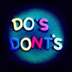 Do's & Dont's des Yoga II – die Niyamas abseits der Matte