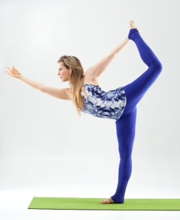 Detox Power Yoga mit Andrea Kubasch (2)