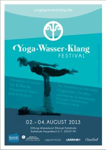Yogafestival in Hamburg