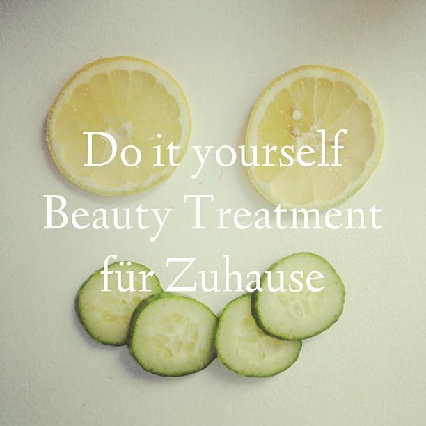 Selbstgemachte Kosmetik