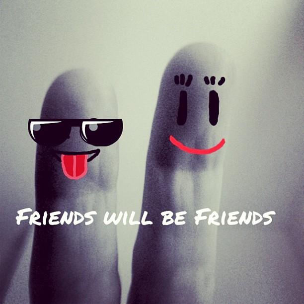 Wann ist die Freundschaft vorbei?