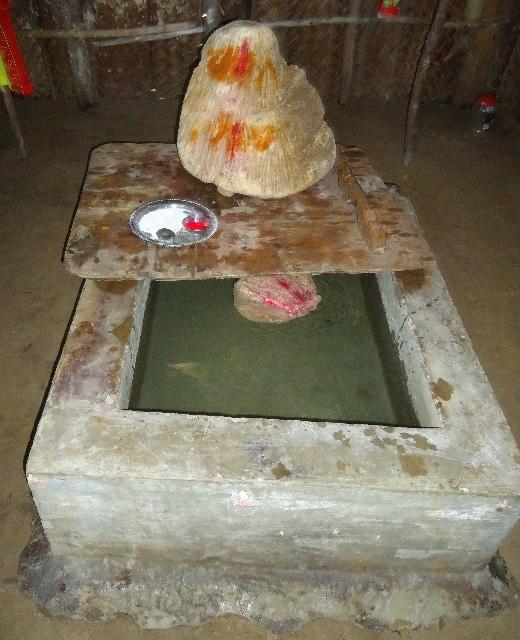 Floating Stone