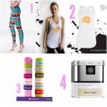 Quick Tipps: Erdenkind, Samova Tee & funky Leggings