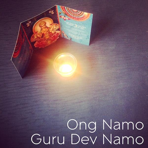 Das Adi Mantra aus dem Kundalini Yoga