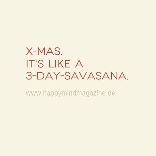 Gesundes Weihnachten