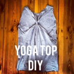 DIY Yoga Top: Garantiert Downdog approved!