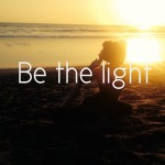 Be the light – don't be a Elektrosparlampe!