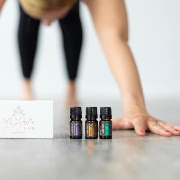 Selbstgemachtes Yoga Raumspray mit ätherischen Ölen