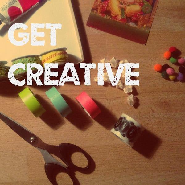 Übungen für Kreativität