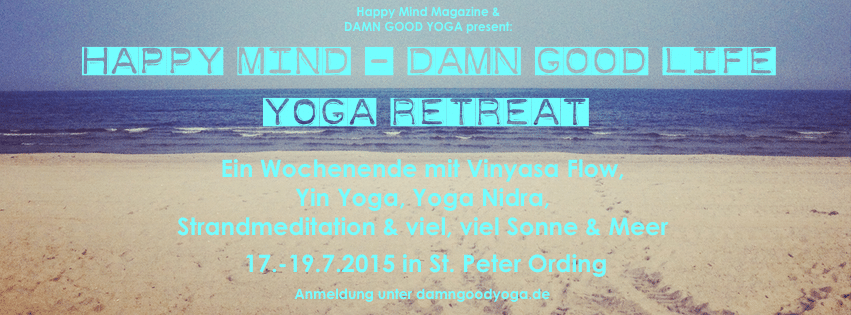 Yoga Retreat in Sankt Peter Ording