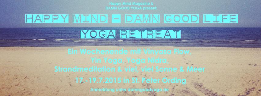 Yoga Retreat in Sankt Peter Ording