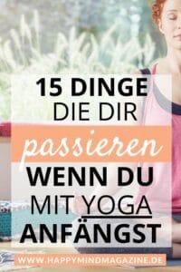 Du hast gerade mit Yoga angefangen? Dann sind dir diese 15 Dinge bestimmt auch passiert