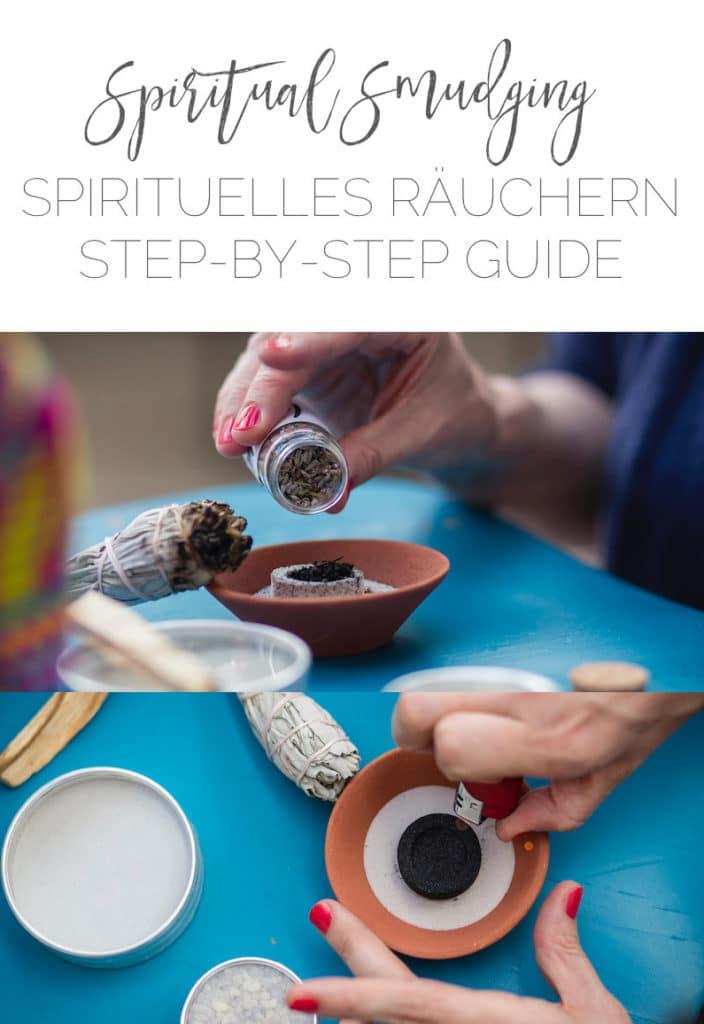 Du willst deine Bude spirituell reinigen? Die alten, miefigen Energien loswerden? Dann ist es Zeit für eine Räucherung. Und so gehst du vor: Hier ist der ultimative Guide für Spiritual Smudging! #räuchern #reinigung
