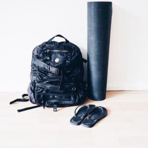 Die Packliste für deinen Yogaurlaub