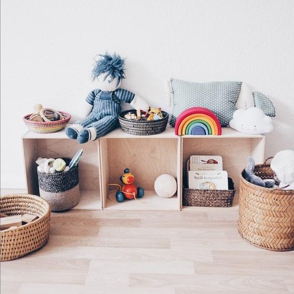 Kinder Spielzeug - öko und fair