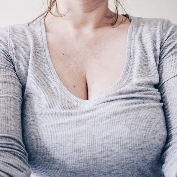 Die Brüste lieben lernen