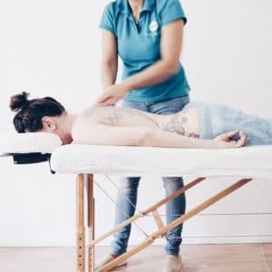 Massagio für eine Massage zuhause