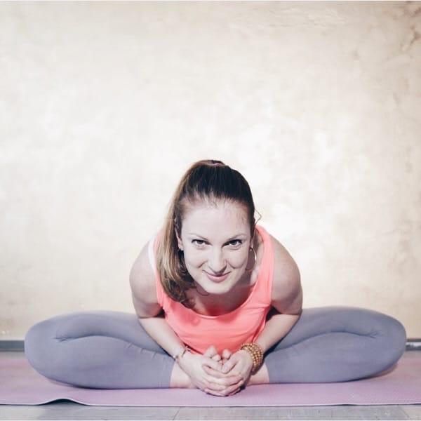 Saskia Schmitz von GLOW Yoga