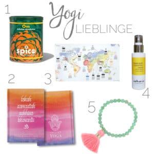 Meine liebsten Yoga Geschenke