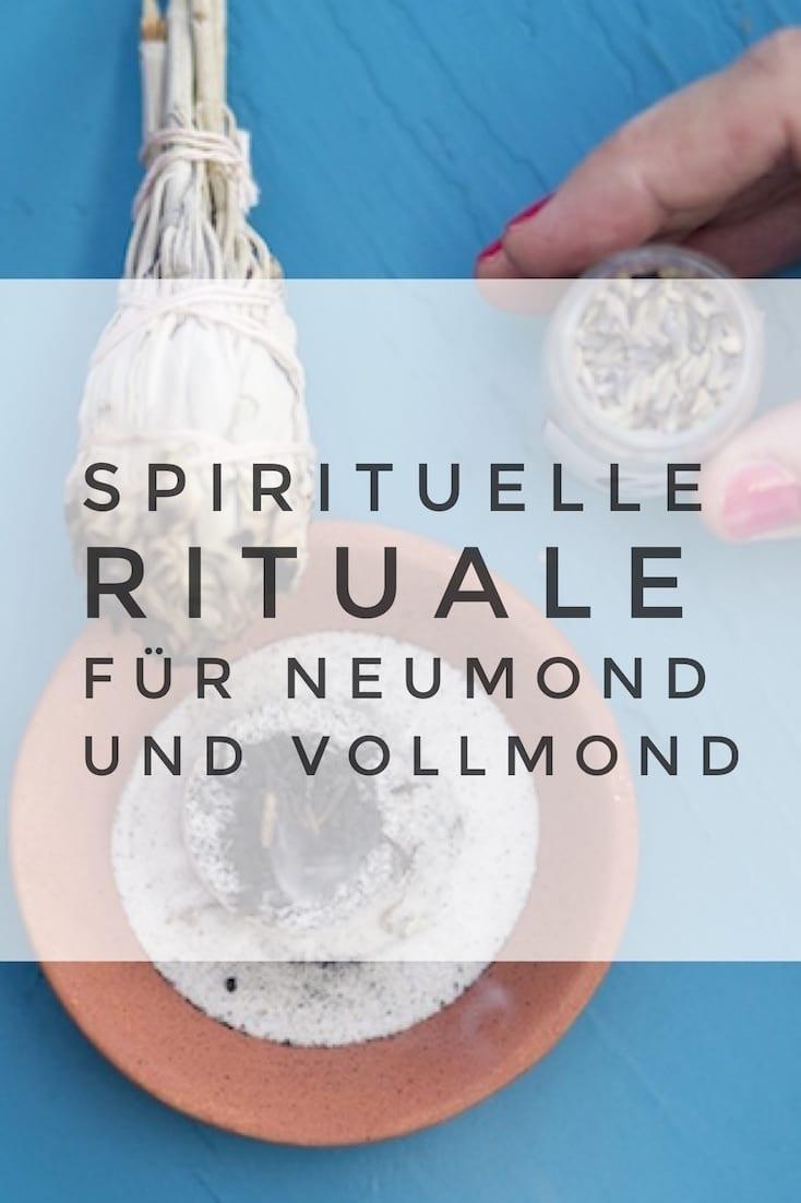 So nutzt du die Mondenergie: Spirituelle Rituale für Neumond und Vollmond