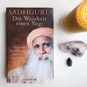 Sadhguru ist ein weiser Yogameister, der bemerkenswerte Techniken in seinem neuen Buch verrät