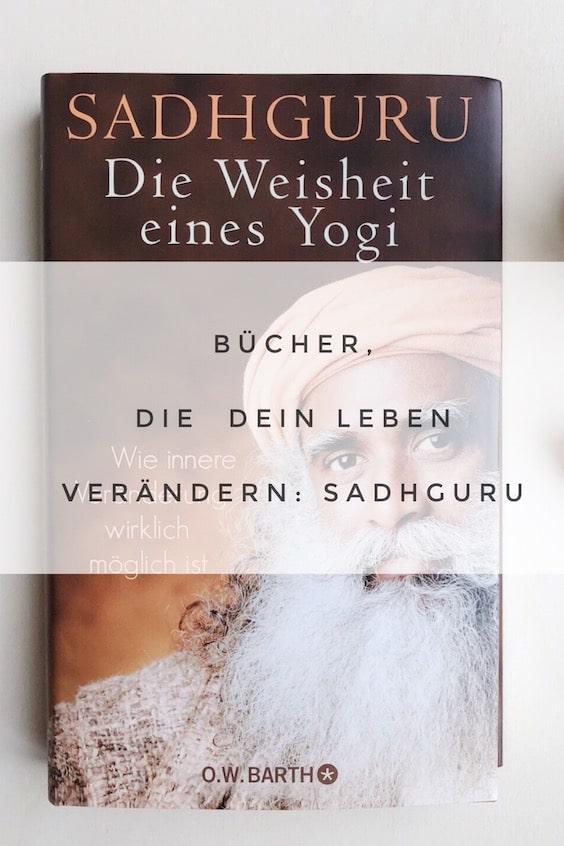 Sadhgurus neues Buch ist ein absoluter Lifechanger