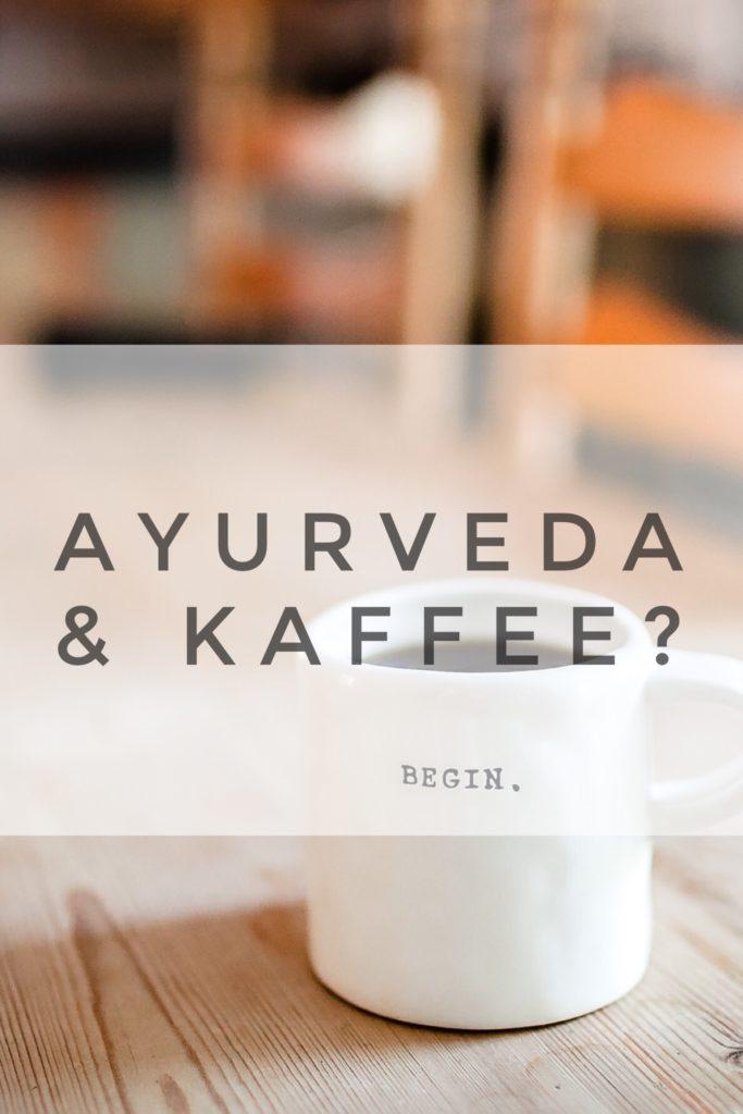 Ayurveda und Kaffee: Geht das überhaupt? Und welche Alternativen gibt es?