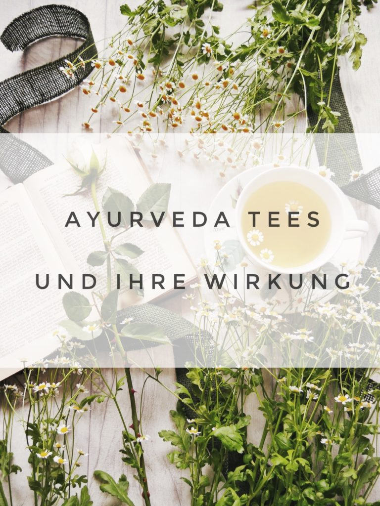 Ayurveda Tees sind nicht nur köstlich, sondern richtig eingesetzt auch Heilmittel. So wählst du den richtigen ayurvedischen Tee für jede Gelegenheit. #ayurveda #gesunderezepte