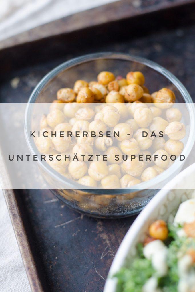 So lecker und verkannt: Kichererbsen zählen zu den Superfoods