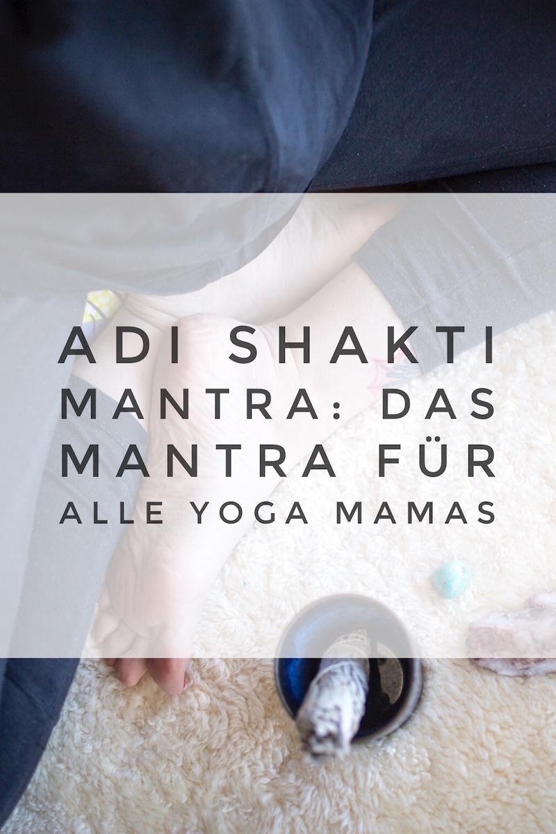 Die Bedeutung des großartigen Adi Shakti Mantra