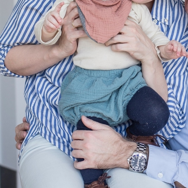 Wieso Berührung für dein Kind so wichtig ist
