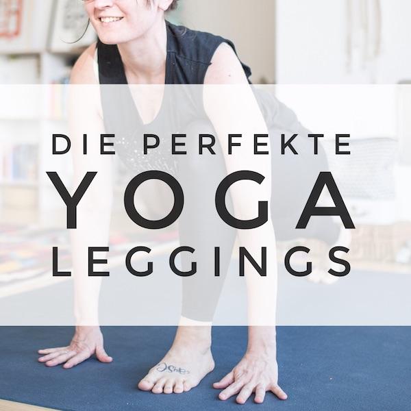 Wir haben die perfekte Yoga Leggings gefunden