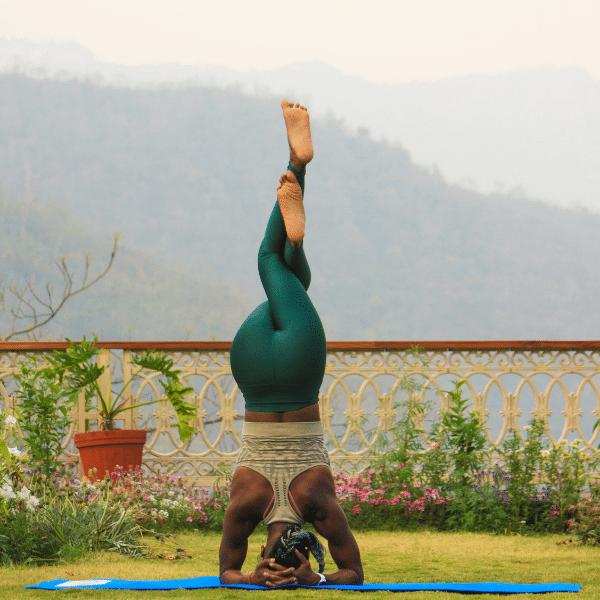 Selbstständig machen als Yogalehrer