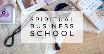 Die Spiritual Business School ist ein holistischer Online Business Kurs für Selbstständige
