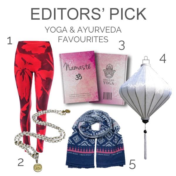 Yogi's Favourites für den Herbst
