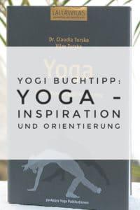 Lalla und Vilas verstehen Yoga als Lebensform. Wenn sich diese Praxis nicht in den Alltag integrieren und dort manifestieren lässt, bleibt sie sinnlos.