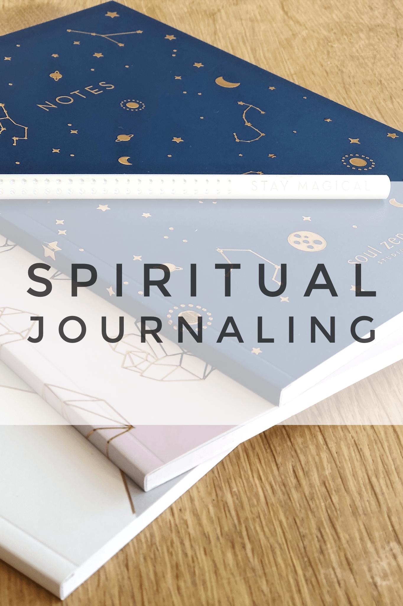 """Dir fehlt Klarheit in deinem Leben und Business? Mit meinen Ideen für """"Spiritual Journaling"""" kannst auch du dein Leben zum Erfolg machen."""