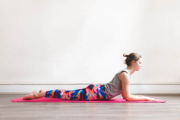 Die Bauchwelle - Kraft für Deinen unteren Bauch und Beckenboden