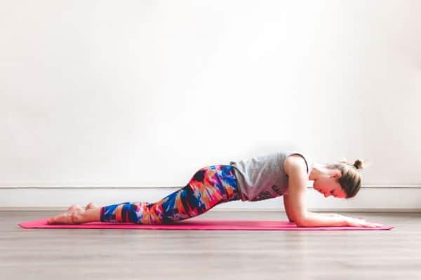 Die Bauchwelle - Kraft für Deinen unteren Bauch und Beckenboden Position 2