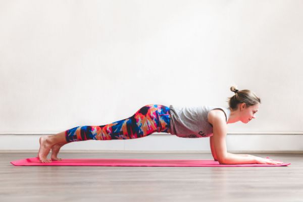 Der Unterarmstütz – Kräftigt Deinen ganzen Körper