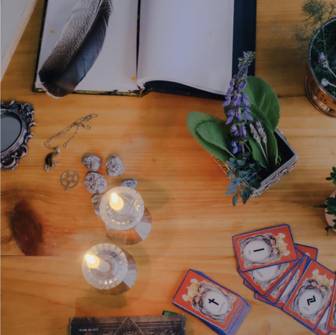 Mein Neumondritual – Manifestation durch Journaling
