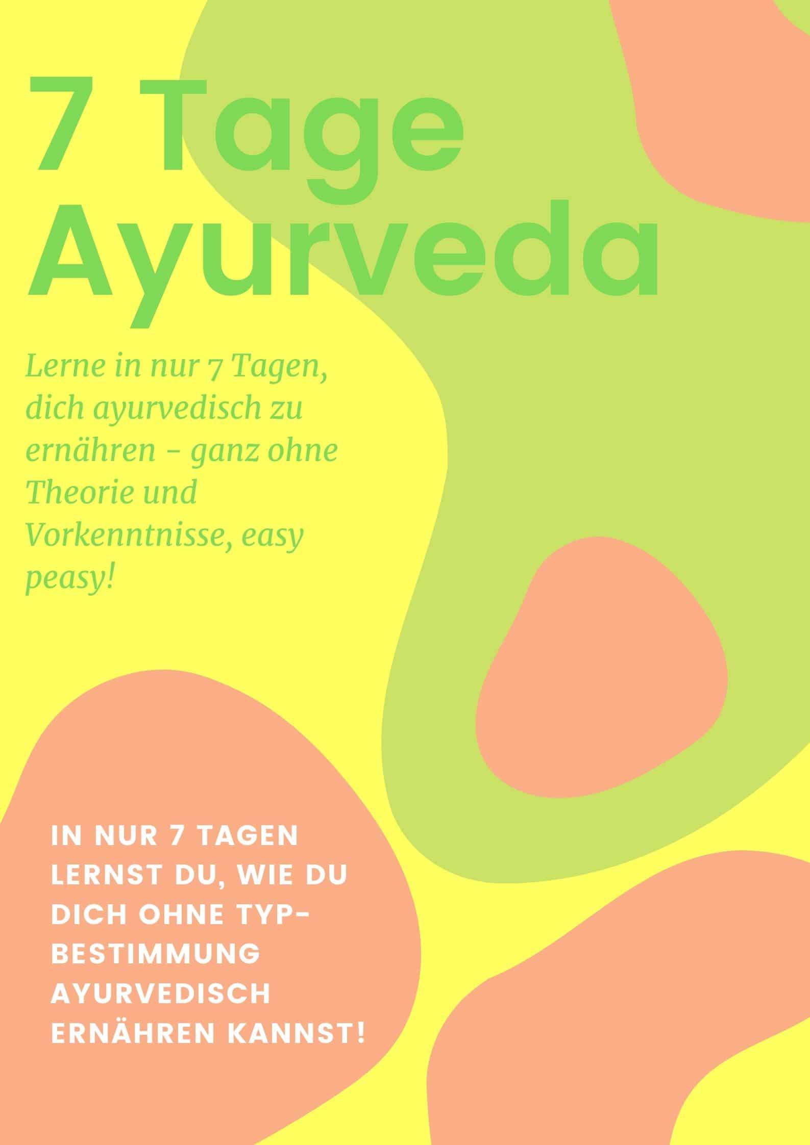 Ayurveda Online Kurs