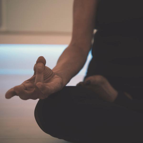 Duschen oder Meditation -was ist wichtiger?